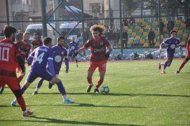 Emrespor, özel maçta BAL takımını 1-0 mağlup etti
