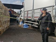 Geri manevra yapan kamyonun ezdiği kadın hayatını kaybetti