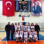 Gülkent'in prensesleri potanın şampiyonu oldu