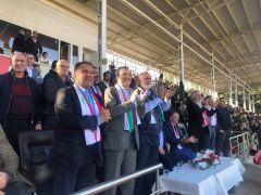"""Isparta 32 Spor Başkanı Yazgan: """"Bu takım şampiyon olacak"""""""
