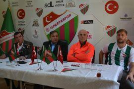 """Isparta 32 Spor Başkanı Yazgan: """"Tek yürek, tek yumruk olup şampiyon olacağız"""""""