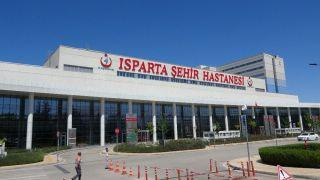 Isparta İl Sağlık Müdürlüğünden 'Isparta Şehir Hastanesi' açıklaması