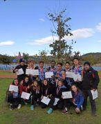 Isparta Spor Lisesi Aydın'da final vizesini aldı