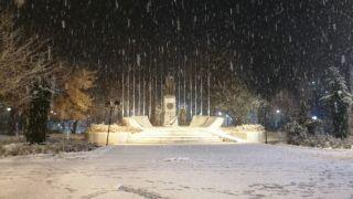 Isparta ve 8 ilçesinde okullara kar tatili