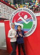 Ispartalı krosçular atletizmde Türkiye dereceleri