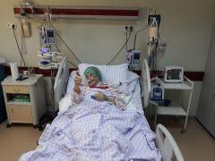KKTC'de beyin ölümü gerçekleşen gencin karaciğeri Isparta'daki hastaya umut oldu