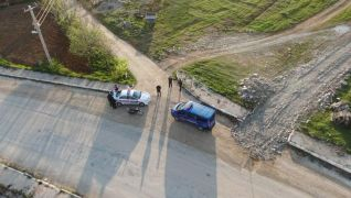 Isparta'da karantinaya uymayan 3 kişiye ceza havadan geldi