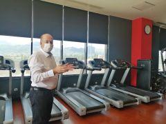 Isparta'da spor salonları açılıyor