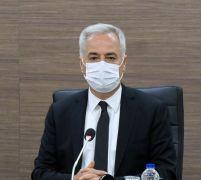 Isparta Valisi vaka sayısını verip maske, sosyal mesafe ve hijyen uyarısı yaptı