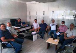 Su ürünleri değerlendirme toplantısı yapıldı