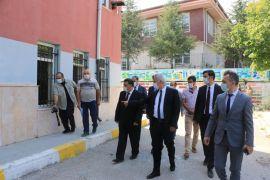 Isparta'da okullar yeni eğitim öğretim yılına hazırlanıyor