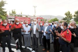 Isparta Belediyesi'nden yangınlara erken müdahale için yeni hamle