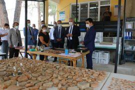 Seleukeia Sidera Antik Kenti kazıları devam ediyor