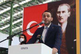 AK Parti Isparta Merkez İlçe'de Ahmet Yasir Pirimoğlu dönemi