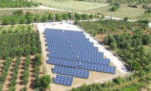 Isparta'da 138 köyün içme suyu elektriği güneş enerjisinden karşılanıyor