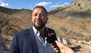 Isparta'da Direkli köyü doğa sporu turizmi hedefliyor