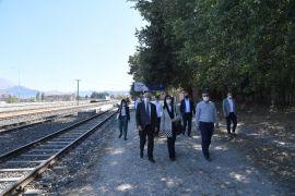 Isparta'da Millet Bahçesi uygulama projesinin çalışmaları başlıyor