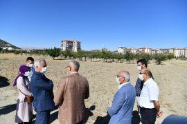 Isparta'da çocuklar için trafik eğitim parkı oluşturuluyor