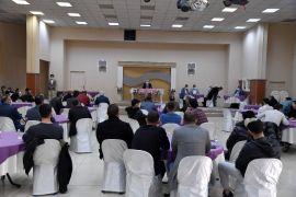 Isparta Belediye Başkanı Başdeğirmen'den esnafa destek sözü