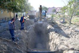 Isparta Belediyesi'nden su baskınlarını önleyecek hamle