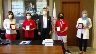 Solunum sistemi projesiyle Türkiye birincisi oldular