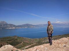 Akademisyen Çetin Meydan'dan Eğirdir Gölü için farkındalık çalışması