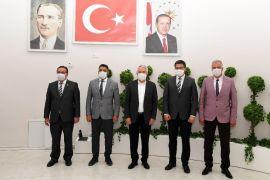"""Akdeniz Muhtarlar Federasyonu Başkanı Gülcü: """"Isparta'yı örnek gösteriyoruz"""""""