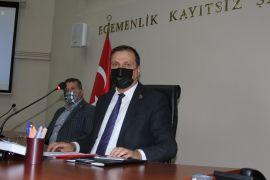 Isparta İl Özel İdaresinin 2021 yılı tahmini bütçesi 160 milyon lira olarak belirlendi