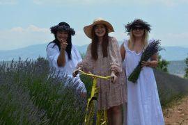 Isparta bu yıl lavanta turizminde 250 bin ziyaretçiyi ağırladı