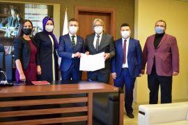 Isparta'da Milli Eğitim Müdürlüğü ile EYUDER arasında 'Eğitimde işbirliği protokolü' imzalandı