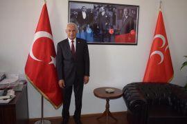 Elektrik akımına kapılan MHP Isparta eski il başkanı Nail Bayram bir yıldır hastanede