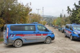 Isparta'da bir köy karantinaya alındı