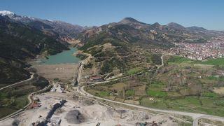 Isparta'da DSİ son 18 yılda 17 baraj ve 6 gölet inşa etti