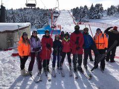 Kayakta Davraz Kayak Kulübü rüzgarı