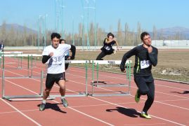 Isparta Belediyesi 2021 Atletizm Yarışmaları yapıldı