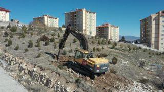 Isparta'da Akkent Mahallesi'ne sosyal tesis ve park alanı yapılacak