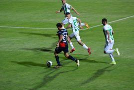 3. Lig: Isparta 32 Spor: 0 – İçel İdmanyurdu: 0