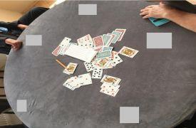 Isparta'da kumar oynayan 15 kişiye 59 bin 274 TL para cezası