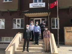 Vali Seymenoğlu, Uluğbey köyünün taleplerini yerinde dinledi
