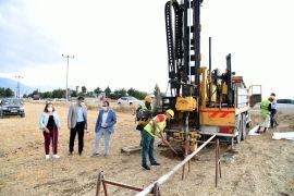 Isparta'da 440 noktada zemin etüdü çalışması başlatıldı