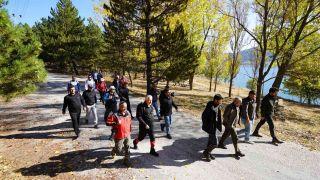 Doğa ile iç içe Isparta'dan Sagalossos'a turizm yolu