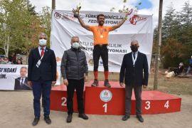 Isparta'da Atlı Dayanıklılık Türkiye Şampiyonası yarışları tamamlandı