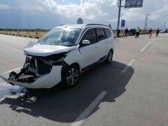 Isparta'da otomobil ile pat pat aracı çarpıştı: 1 ölü