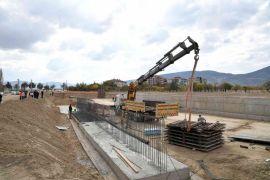 Isparta'da şehir trafiğini rahatlatacak önemli çalışma